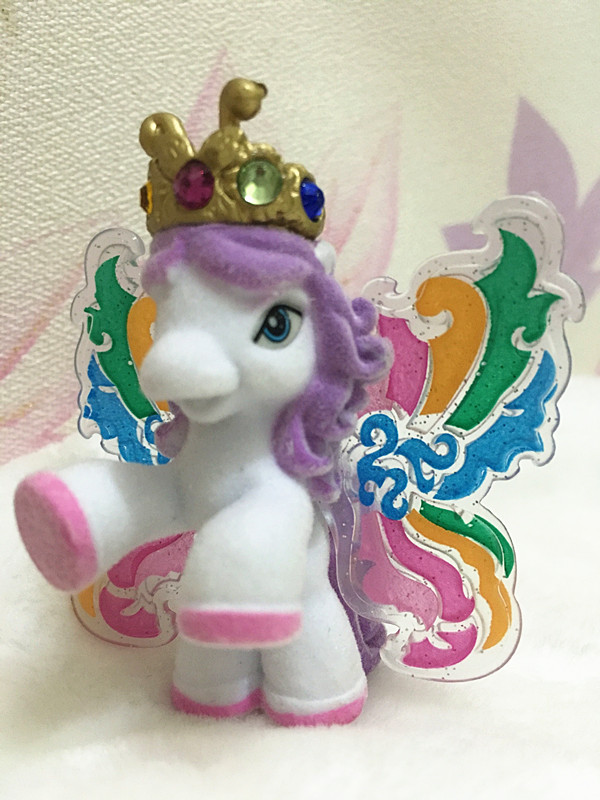 Big 5CM Simba Filly Butterfly Princess Scarlet Flocking Little Horse Dolls Action Figure Fillies Kid's Christmas Gift 1Piece/lot simba simba 10 5