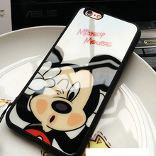 iPhone Case with Minnie & Mickey Mouse