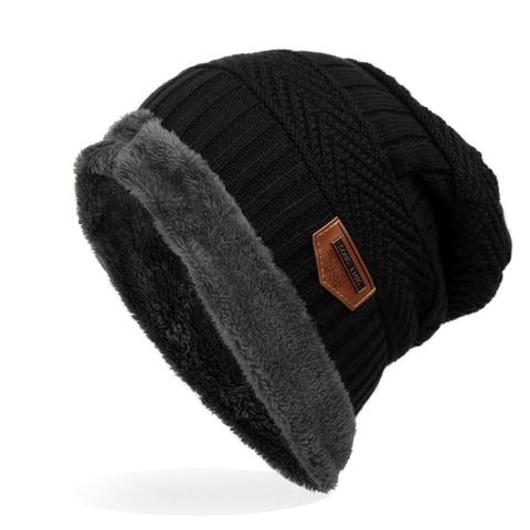 Men's men Knitted Hats Wool Caps Winter cap hat warm soft Beanie 6 Colors Lahore