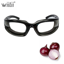 Wiilii Kitchen Protective Cut Onion Special Glasses Multifun