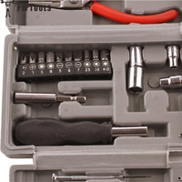 24 Pcs Home Repair Tool Set Pliers Screwdrivers Kit Precision Screwdriver Bits Set Multifunctional Household Tool