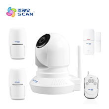 Daytech Home Security IP Camera Wireless WiFi Surveillance 720P Night Vision CCTV Baby Monitor