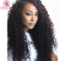 360 Lace Wig Lace Front Human Hair Wigs Brazilian Deep Wave Curly Full Lace Human Hair Wigs For Black Women 360 Lace Frontal Wig