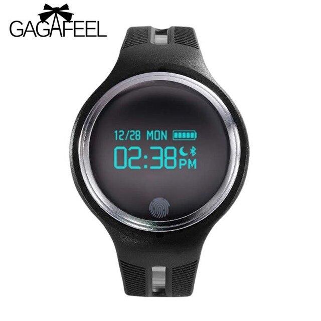 Gagafeel 2018 Новый Водонепроницаемый наручные часы для Для мужчин Для женщин шагомер спортивные Умные часы для IOS Android смартфон сна Мониторы