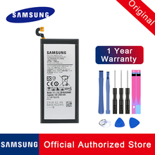 100% Original EB-BG920ABE Replacement Battery For Samsung Galaxy S6 SM-G920 batteria akku +tracking no+8 in 1 tool 2550MAH