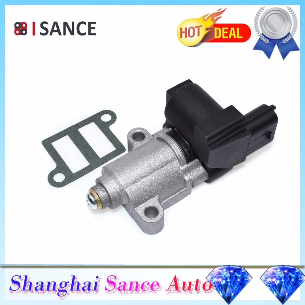 Idle Air Control Valve For Hyundai Sonata Tiburon Kia: Aliexpress.com : Buy ISANCE Fuel Injection Idle Air
