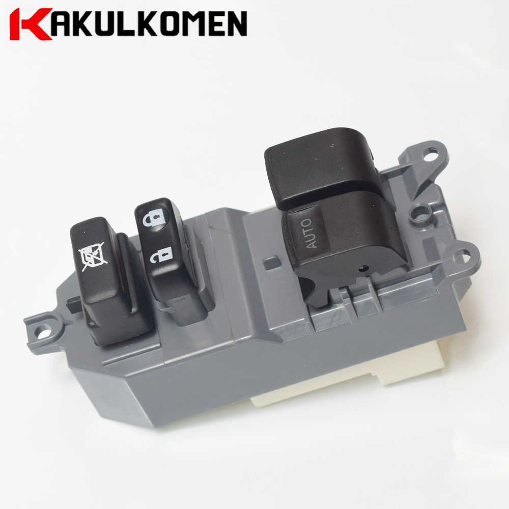 84820-02230 8482002230 Power Window Master Controller Switch Tombol Panel untuk Toyota Auris (Hybrid) 2007-2013 Yaris 2005-2011