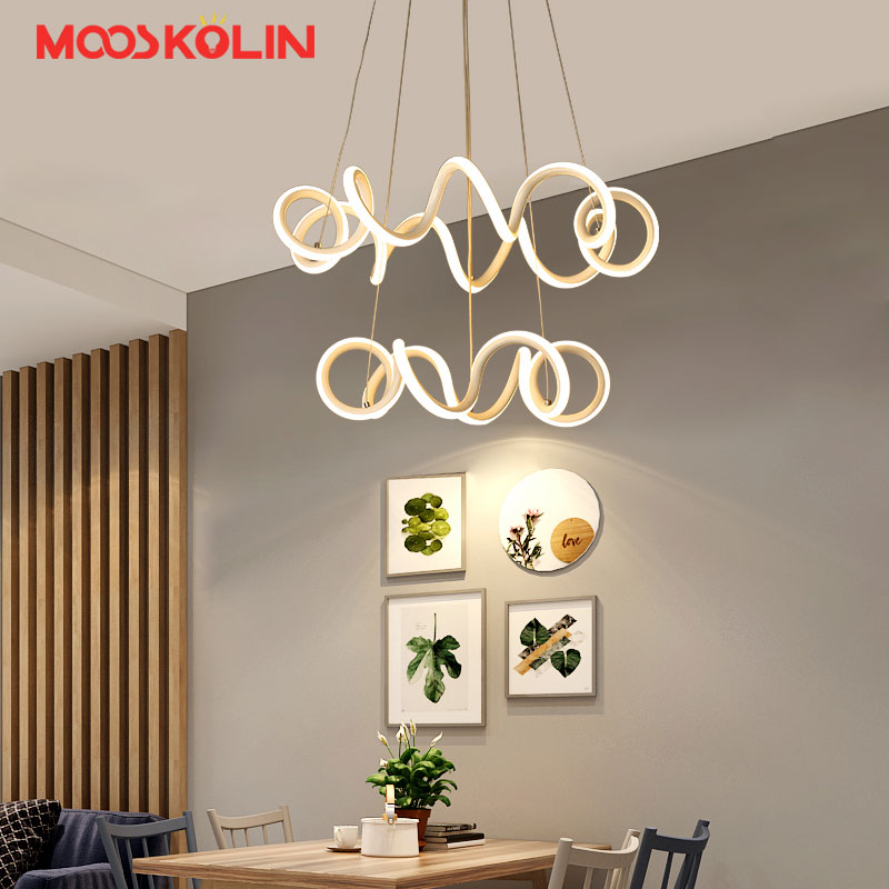 Modern LED Pendant chandelier lights lamp for Dinning room Kitchen Light lampadario moderno Lustre Chandelier Lighting AC85-265V