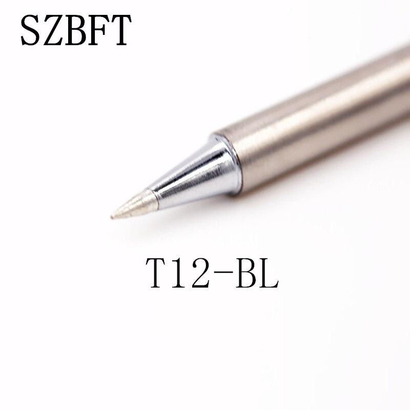 SZBFT T12-BL elektriniai litavimo lygintuvai Lydmetalio temperatūros - Suvirinimo įranga - Nuotrauka 2