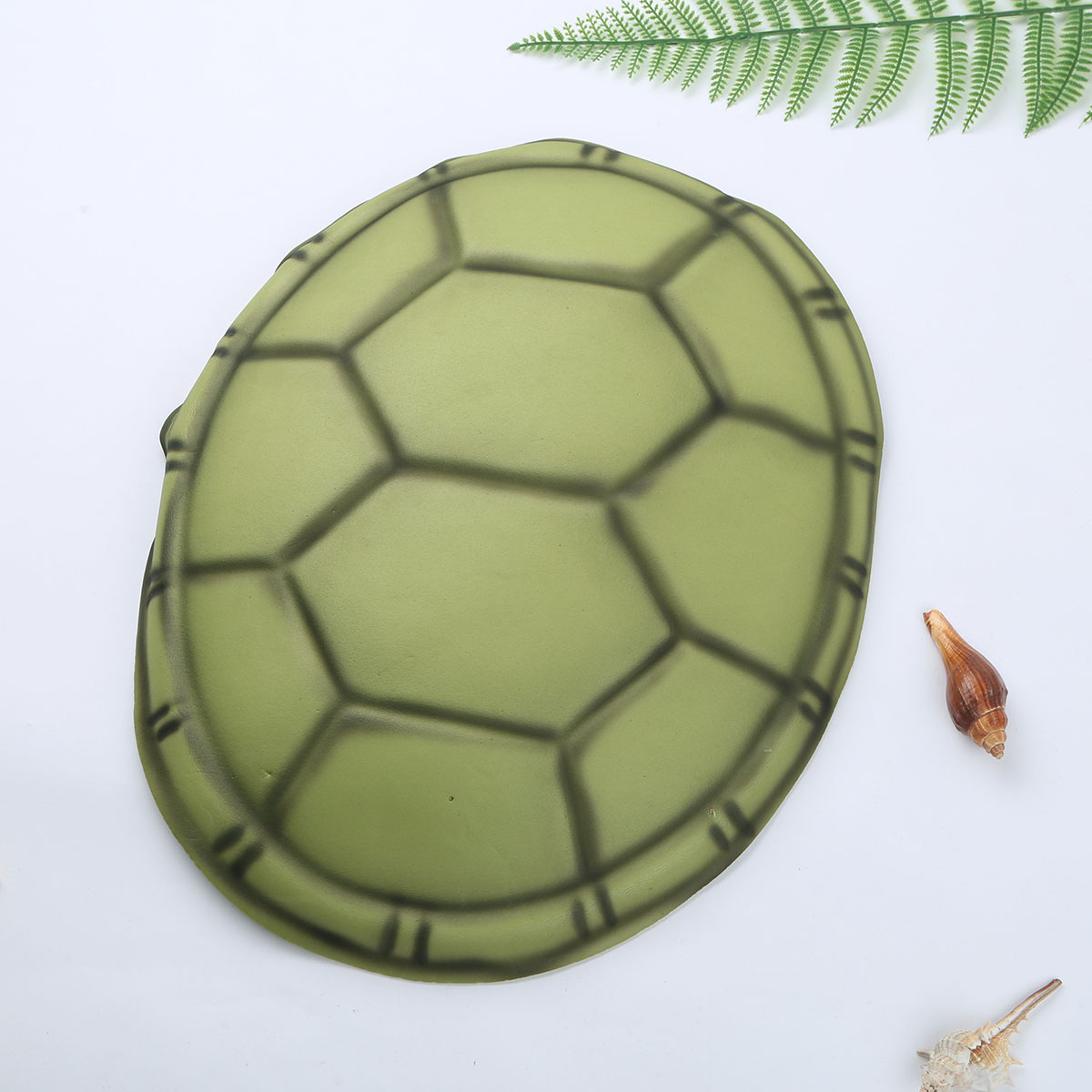 ChicTry Child Lightweight EVA Turtle Shell Props Halloween Carnival Funny Anime Cosplay Party Kid Masquerade Costume Accessories
