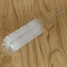 High Quality 50 Pcs/Set Cleaning Tube Brushes 17cm Multi-Functional Home Kitchen Bottle Brush Straw