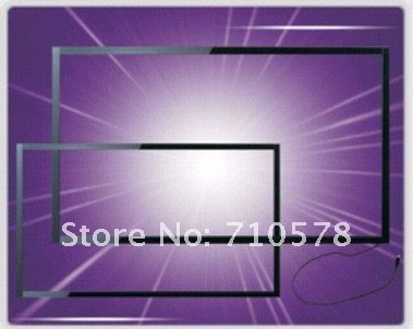 """65"""" IR Infrared Touch Screen Frame 12 points  without glass,16:9 format for multi touch table"""