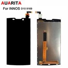 Calidad AAA Para Highscreen boost 2 sí 9169 innos D10 Pantalla Lcd Full con Pantalla Táctil Digitalizador Asamblea reemplazo envío herramienta