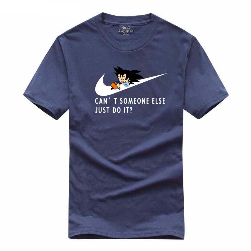2017 Νέο γράμμα T Shirt Μπλουζάκια Mens dragonball - Ανδρικός ρουχισμός - Φωτογραφία 3