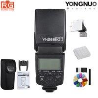 YONGNUO YN568EX III YN 568EX III TTL Wireless HSS Flash Speedlite for Canon Nikon DSLR Camera Compatible YN600EX RT II YN568EXII