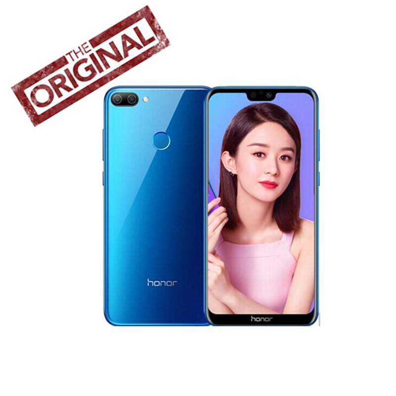 Официальная прошивка Honor 9i 4G RAM 6 4G/128G ROM Android 8,0 Octa Core 5,84 дюймов Kirin 659 2280×1080 FHD + отпечатков пальцев 16.0MP телефон