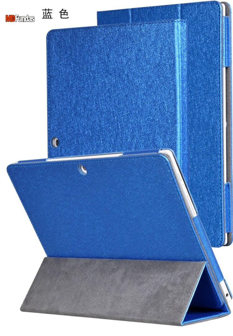 MDFUNDAS Coque For Lenovo Miix 320-10ICR Miix320 Case Pretty Silk Grain PU Leather Tablet Cover For Lenovo Miix 320 10.1