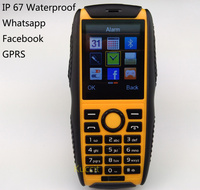 Original W3 Long Standby GSM Senior Old Man Outdoor IP68 Rugged Waterproof Phone Russian Keyboard Dual