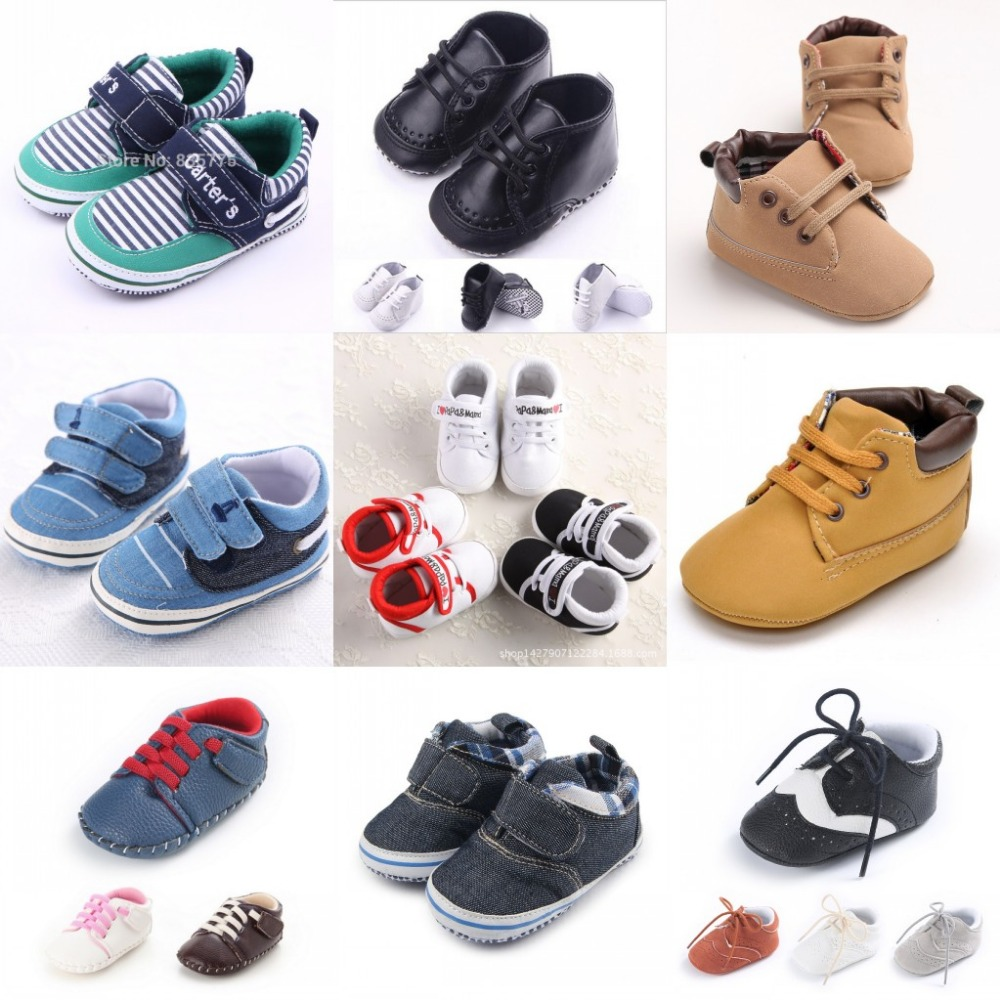 Infant Sneakers Newborn Baby Shoes Boys First Walker Bebe Infant Sneakers Carter S