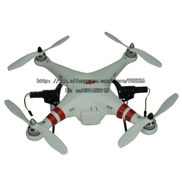 ФОТО  Z3 Phantom 2 Vision Electronic Retractable Carbon Fiber Landing Gear Skid for FPV 11077