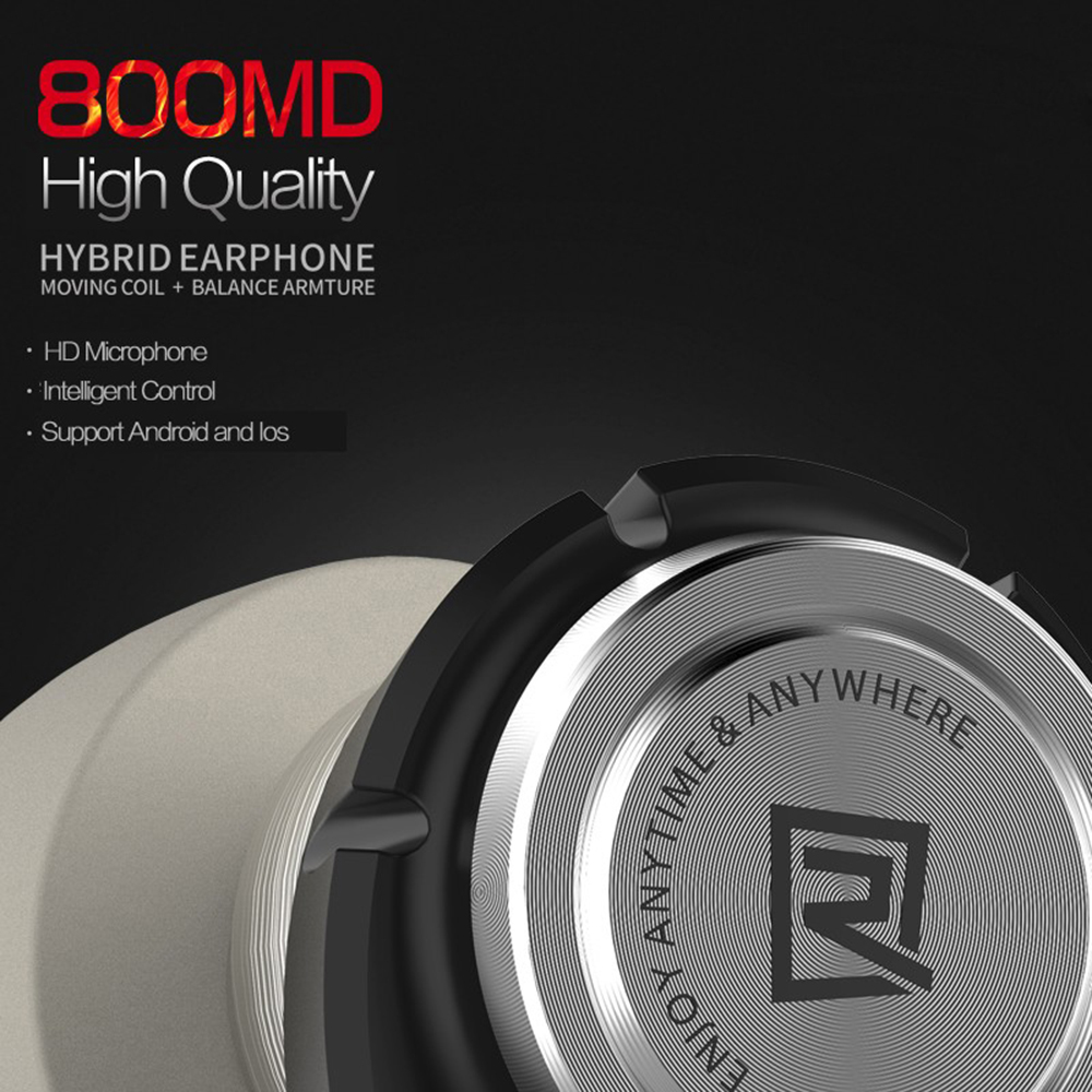 Гарнитура Remax RM-585 Black 08743