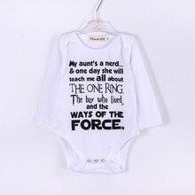 Боди для малышей, белый комбинезон с длинными рукавами для новорожденной девочки, комбинезон для новорожденной девочки, летняя одежда