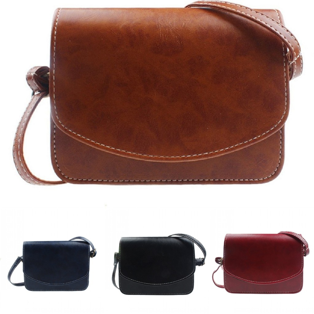 f103e7aa22 Detail Feedback Questions about Women Synthetic Leather Shoulder Bag Retro  Messenger Of Folder (Dark Blue Khaki Black Wine Red) on Aliexpress.com