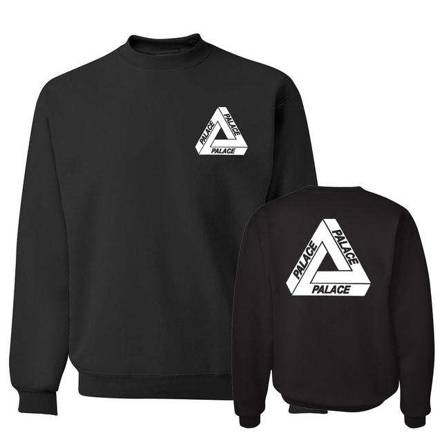 4343e03123dc 2016 PALACE Skateboards Sweatshirt Men autumn winter new fashion warm  fleece hip hop streetwear Palace hoodies brand clothing
