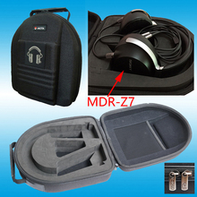 лучшая цена V-MOTA TDC Headphone Carry case boxs For Sony MDR-Z7 MDR-XB1000 MDR-XB700 MDR-XB1000 mdr-SA5000 headphone(headset suitcase)