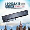 4400 мАч Аккумулятор для Hp 482962-001 484786-001 AU213AAHSTNN-XB61 HSTNN-XB68 HSTNN-XB69 для EliteBook 6930 P 8440 P 8440 Вт