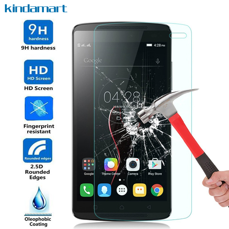 2-pack Lenovo K5 NOTE glass screen protector tempered gass for Lenovo K5 NOTE Dual SIM K52t38 glass screen protective film