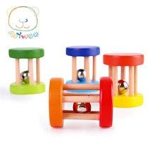 Игрушка woo деревянный шумообразователь ручной Хлопушки для