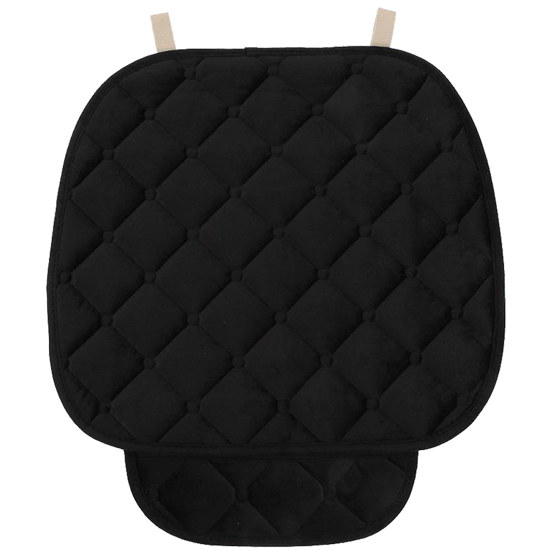 Car Plush Seat Cushion Breathable Therapy Chair Cover Pad