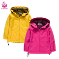 2017 Ucanaan New children boys and girls  spring jacket thin coat children climbing suits outerware leisure fashion clothes