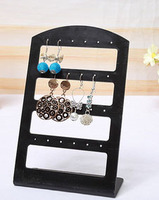 24 holes Acrylic Earring Stand Holder Jewelry Organizer