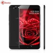 UMIDIGI Z1 Pro Android 7.0 5,5 zoll AMOLED Bildschirm MTK6757 Octa Core6GB RAM 64 GB ROM 4000 mAh Vorne Touch Sensor Dual Hinten Kameras