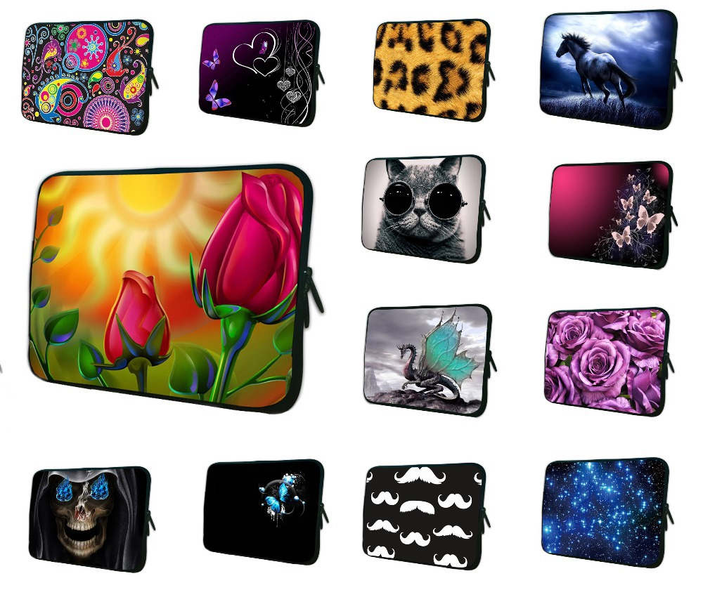 Laptop Sleeve Tablet 10.1 Case Notebook Cover 7 10 11.6 13.3 14 15.4 15.6 17 Briefcase For Xiaomi Chuwi Huawei Laptops Women Bag