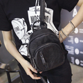 Preeppy Style Women Backpack Student Schoolbag Soft PU Leather Women Bag Travel Backpack Korean Women BackpackS
