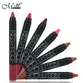 Menow Brand Kiss Proof Batom Matte Lipstick Makeup Waterproof Lip Pencil For Sexy Women Lip Stick Hot Sale 19 Colors