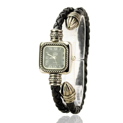 quartz ro half index steel stainless plated swiss bangle gold watches ladies go watch