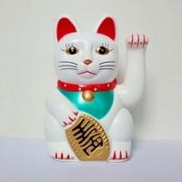 [Fly Eagle] 432 шт. большой белый привлечение Удачи CAT богатство размахивая Maneki Neko фэн-шуй японский 5