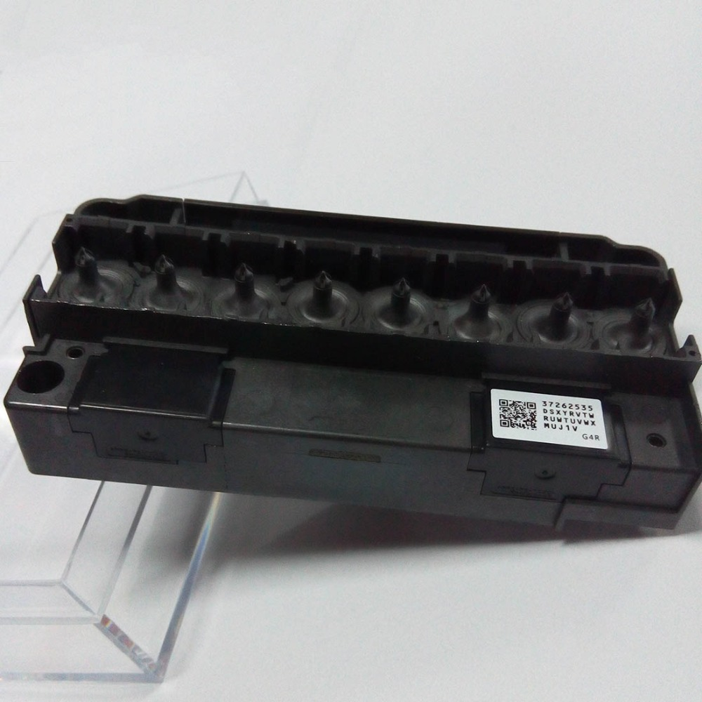Original Printer Printhead Mainfold ECO Solvent Print Head Capping Cover for Roland RS640 740 SJ1045EX SJ1000 VP300 VP540 XC540 eco solvent printhead adpater for dx4 print head for mimaki jv2 jv4 jv3 for roland for muoth on high quality