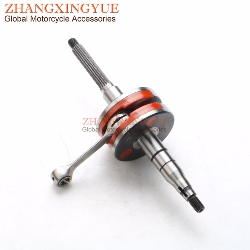 где купить Racing quality crankshaft for KREIDLER Flory 50 2T JOG Piston pin 10mm по лучшей цене