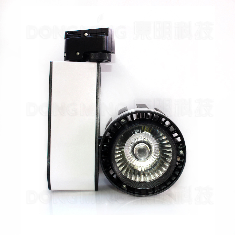 Wholesale AC85V~265V 30W COB LED Track Light, Commercial