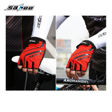 SAHOO summer sport MTB cycling gloves half finger Glove