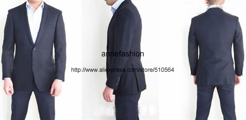 HTB1gNp8PXXXXXXSaVXXq6xXFXXXk Custom Made woolen tweed suit British style Mens suit slim fit Blazer wedding suit 2pcs