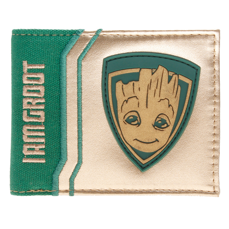 Guardians of the Galaxy Vol. 2 Bi-Fold Wallet DFT-2153 crusade vol 3 the master of machines