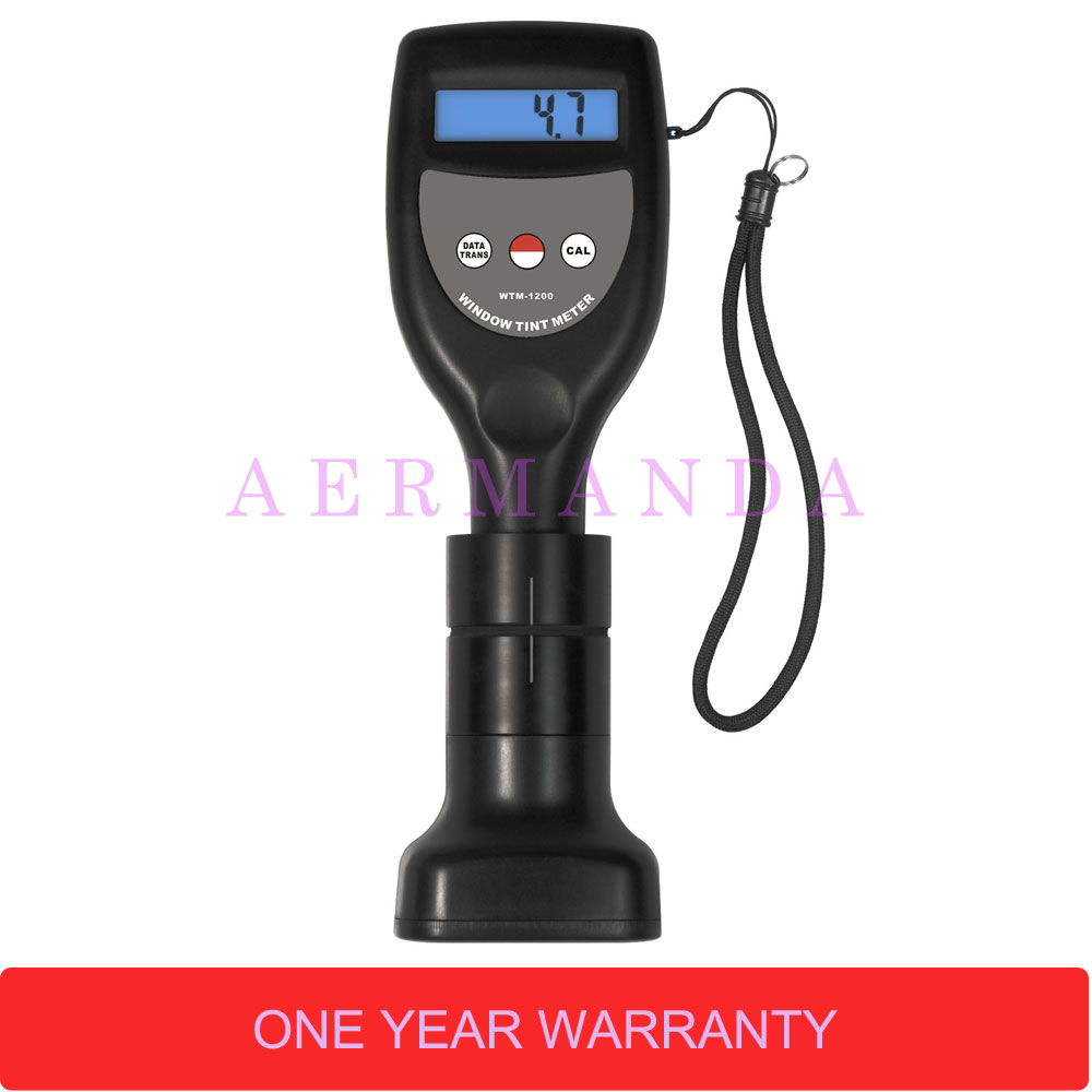 Window Tint Meter Light Transmittance Instrument WTM 1200