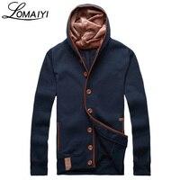 LOMAIYI Brand 2017 Hoodies Men Sudaderas Hombre Hip Hop Men S Streetwear Hoody Button Hoodie Sweatshirt