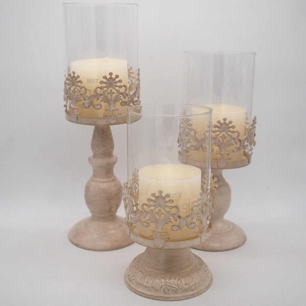 Vintage Home Decoration Candle Holder